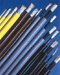 Cable alta temperatura siliconado